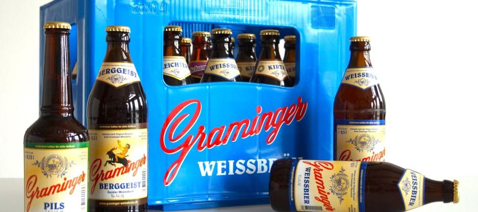 Graminger Weissbräu - Bezugsquellen