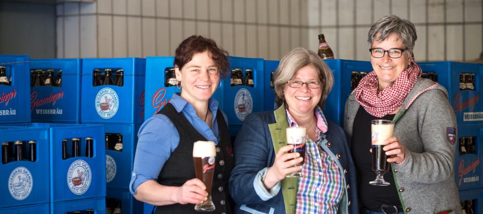 Brauerei Privatbrauerei Bayern Biergarten Altötting Graming Braugasthof